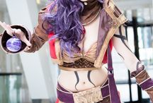 Costumes/cosplay