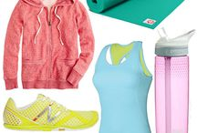 Fitness Apparell / From fun to functional, this is what you should be wearing before, during, and after a workout.
