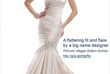 MBTI Wedding Dresses