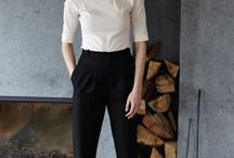 Office lady clothes