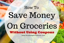 Money saving tips / Tips on saving money / by Dawn  Yucuis / Words of Deliciousness