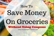 Money saving tips / Tips on saving money
