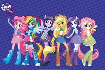 My little ponygirls