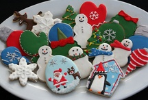 holiday things  / by Mary Kring