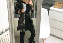 Fall 2017 Fashion Style Outfits / Autumn Fashion Style 2017
