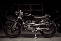 Honda cl 350 Inspiration / by Jason Wallis