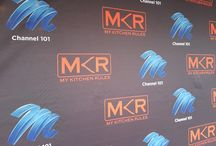 MKR Season 2 / Led, Sound,Lighting, Staging and Set
