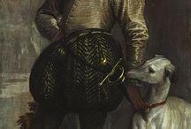 L'homme et le chien dans l'art