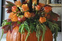 Halloween & Fall Decorating