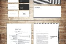 Personal branding & stationary
