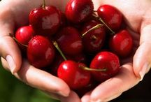 Cherries are heart healthy!