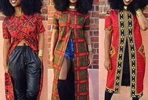 Afrikansk kimono