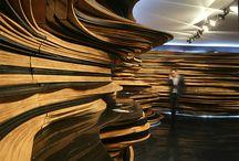 Installation en bois