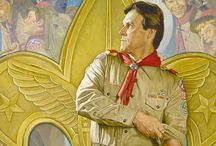 Retiring Scout Leaders
