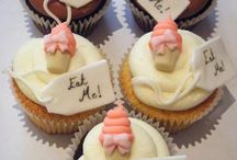 Alice In Wonder Cupcakes / by Debby Anderson