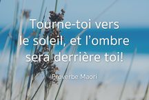 Proverbes - citations - poèmes