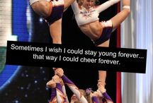 CHEER! LOVE IT / by Melissa Hyde