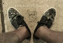 Custom Shoes / www.bongangart.com