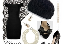 outfit idears / by Franny Robinson