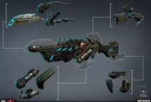 Weapons / by Renso Vargas