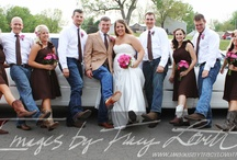 """Fun Weddings / Some of the funnest """"stuff"""" from weddings I've shot..."""