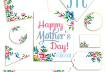 Mother's Day / Mother's Day Ideas, Mother's Day Party, Mother's Day Desserts, Mother's Day Gift Ideas, Mother's Day DIY, Mother's Day Tea Party, Mother's Day Menu, Mother's Day Inspiration