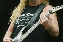 Jeff Hanneman - Thank you...