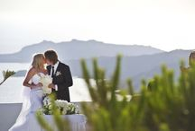 Weddings & Events  / The Volcano View Hotel and Celestia Grand Villas, situated on the face of a high cliff, overlooking the Santorini caldera is a wonderful location for a glorious sunset wedding or an island honeymoon or any kind of social function as it offers exceptional event facilities.