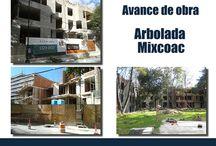 Avances de Obra Inmobiliaria Dekah / Observa cómo tu inversión va creciendo junto con nosotros.