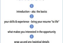 Cover Letter Tips / by Del Mar College Career Resource Center