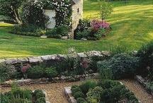 하우스.정원