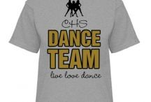 Cheer and Dance / Spiritwear made just for you.  Cheer and dance your heart out.