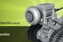 sewer pipe camera