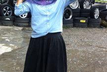 My skirt / Girly