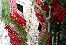 Christmas Quilts / by Diane Wiese