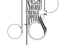 Typography / by Amy Taite