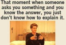 That Moment When… /   SO TRUE MOMENTS / by HungerGamesGal