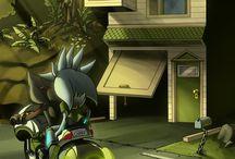 Sonic comic issue 7