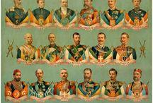 Royal families Europe