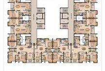 mimari kat planları