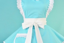 Aprons and lace / by Donna Graves-Roll