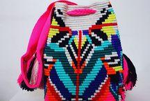 crochet tapestry bags