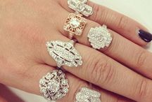 Trend: Stacks on Stacks (of Rings!) / Everyone loves a good #RingParty. / by Greenwich St. Jewelers
