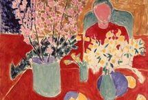 Henri Matisse / Paintings of Henri Matisse