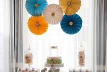 Cute As A Button Baby Shower / by Lori Blair