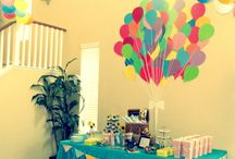 Bearett's 3rd Birthday / Birthday party