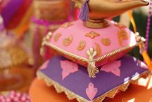 Arabian Nights party for kids