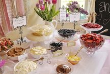 Entertaining & Party Ideas  / by Kelly Teitzel