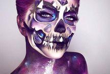 Halloweeen make up