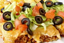 Mexican foods